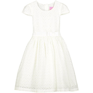 Holly Hastie Sienna Cotton Embroidered Dress