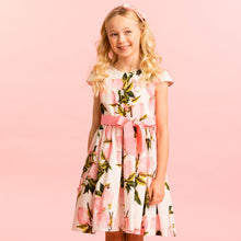 Load image into Gallery viewer, Holly Hastie Pink Fruit Party Dress