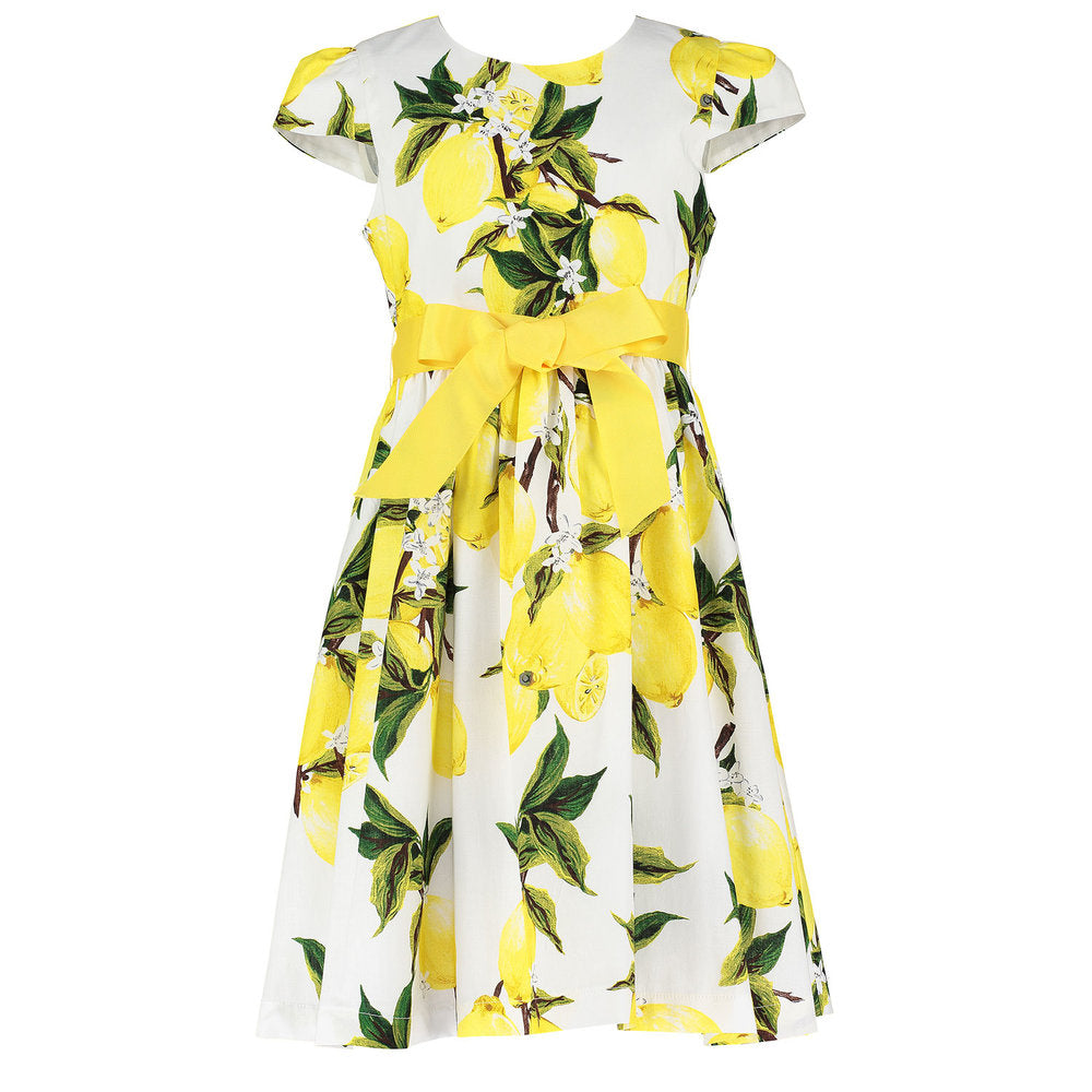 Holly Hastie Lemon Dress
