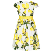 Load image into Gallery viewer, Holly Hastie Lemon Dress