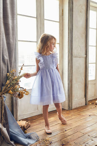 LOVE by Nellystella Mae Dress French Lilac