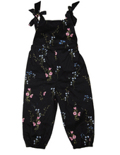Load image into Gallery viewer, For Love and Lemons Flower Patch Overalls