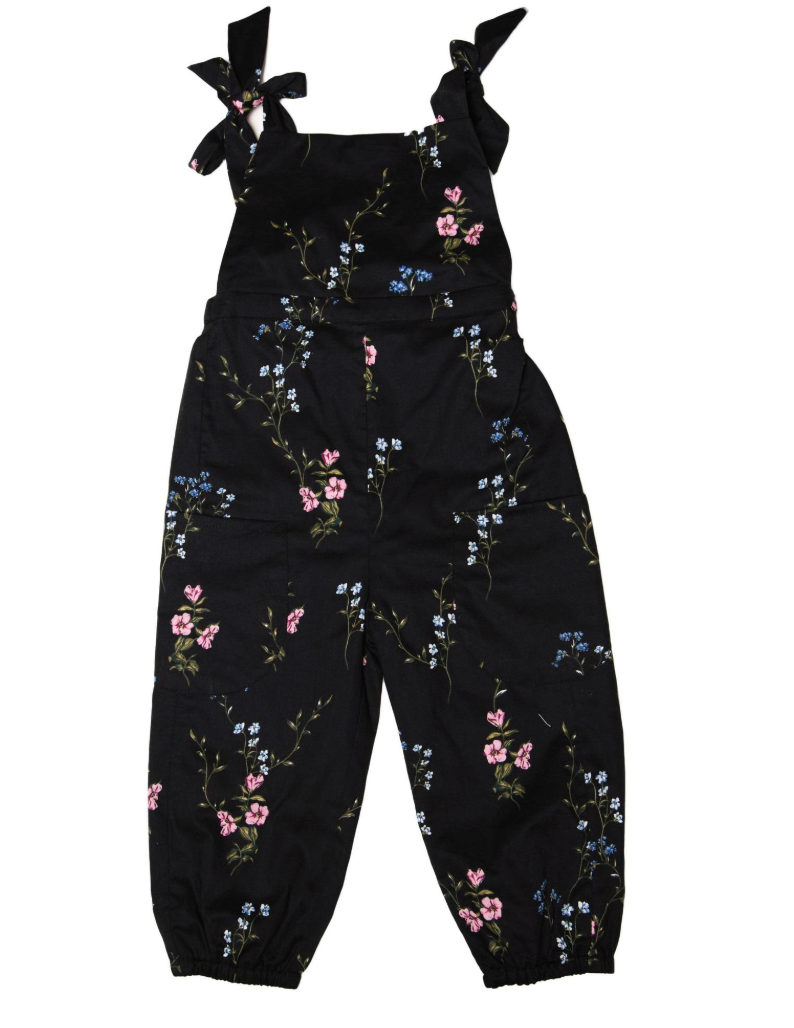 For Love and Lemons Flower Patch Overalls