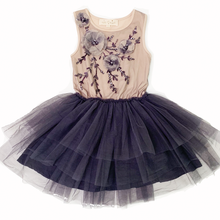 Load image into Gallery viewer, Tutu Du Monde Floral Tutu Dress