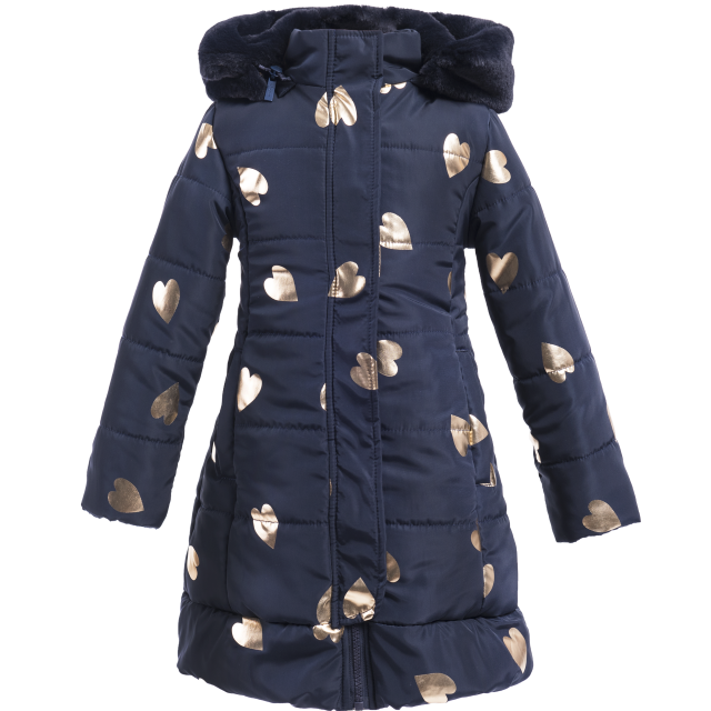 IMOGA  Girls Heart Coat