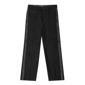 Edward Boys (kids) Black Tux dress pants