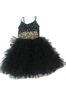 Tutu Du Monde Star Studded Dress