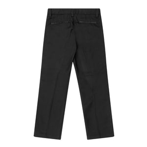 Velveteen Edwards Boys Black Tuxedo Dress Pants