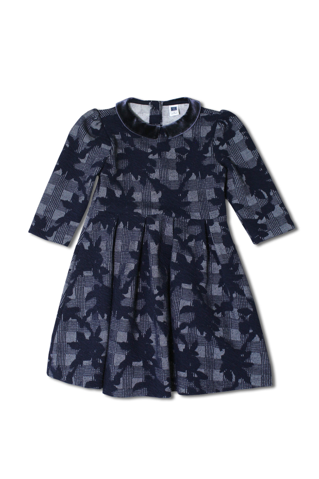 Janie and Jack Blue Dress