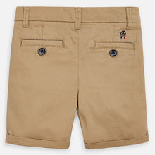 Load image into Gallery viewer, Mayoral Brown/Tan Chino Shorts
