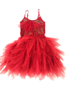 Tutu Du Monde Decadent Dream - Red
