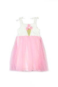 Kicky Pants Ice Cream Tutu Dress