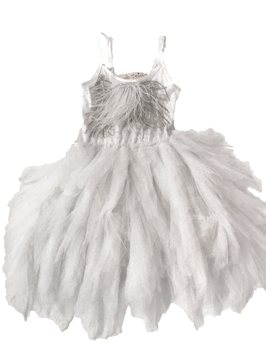 Decadent Dream Tutu du Monde Dress Milk White