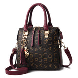 Vintage PU Leather Ladies HandBags