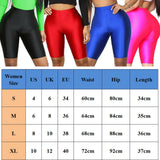 Stretch Biker Bike Shorts Workout Spandex Leggins Short