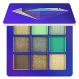 9 Color Beauty Glazed Eyeshadow Pallete Pigmented Eye Shadow