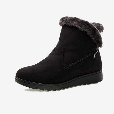 Snow Boots Winter Warm Ankle Comfort Shoes