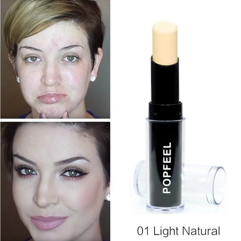 Makeup Base Eye Concealer Cream Stick Makeup Brighten Shadow Waterp Cover 4 Color