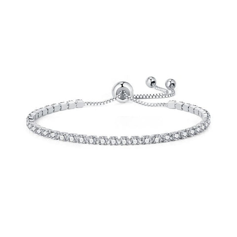 Fashion Charm Tennis Bracelets