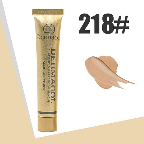 Professional Full Skin Concealer Foundation Cream