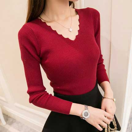 Autumn Winter Sweater Women 2019