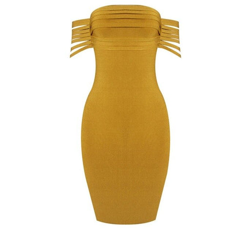 SeSexy Bodycon Party Night Club Dress