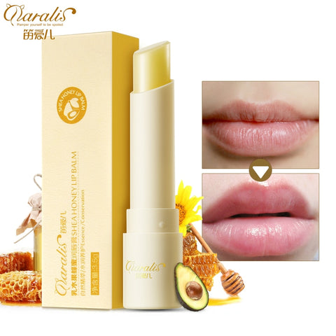Natural Honey Chapstick Lip Balm