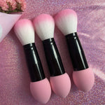 1pc Professional blusher brush Nylon Make up Brushes