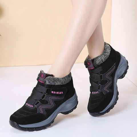 High Quality Snow Boots Winter Warm Boots