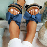 2019 Bow Slippers Sommer Torridity Sandals Slippers