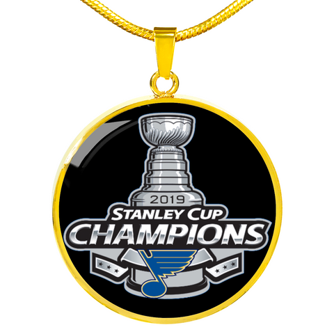 Image of St. Louis Champs Necklace