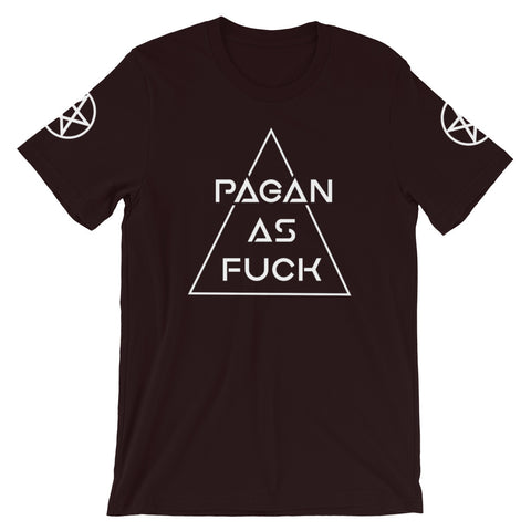 Pagan AF Short-Sleeve Unisex T-Shirt