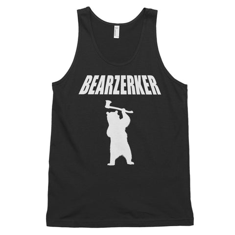 Image of Bearzerker Unisex Tank top