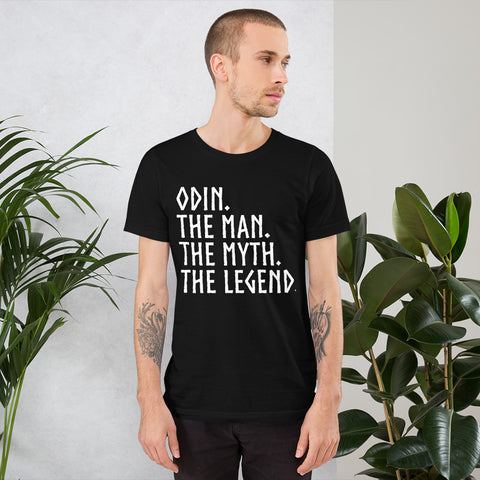Odin Man Myth Legend T-Shirt
