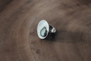 Chase The Sun Sea Glass Ring