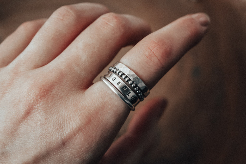 multiple stacking rings