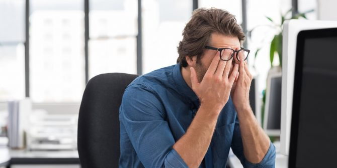 10 Tips on How to relieve eyestrain