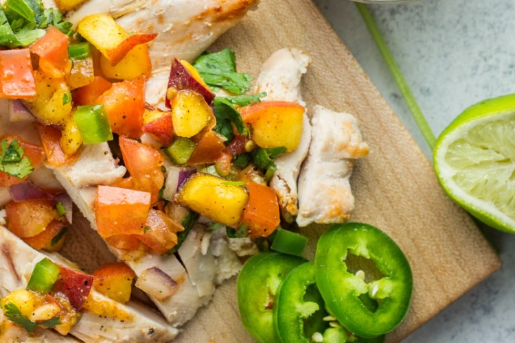 Fitness Recipes: 10 Ways to Cook  Chicken Breasts