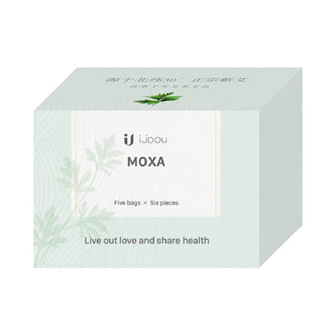 4 boxes of Moxa Patch ((120 pcs)