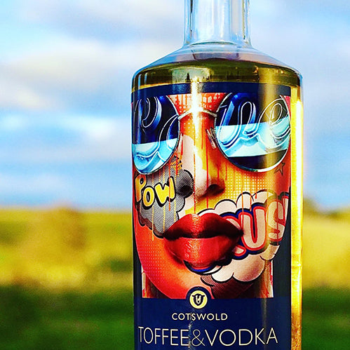 Toffee & Vodka 70cl