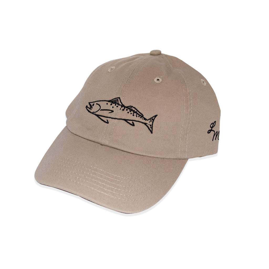 Speckled Trout - Khaki