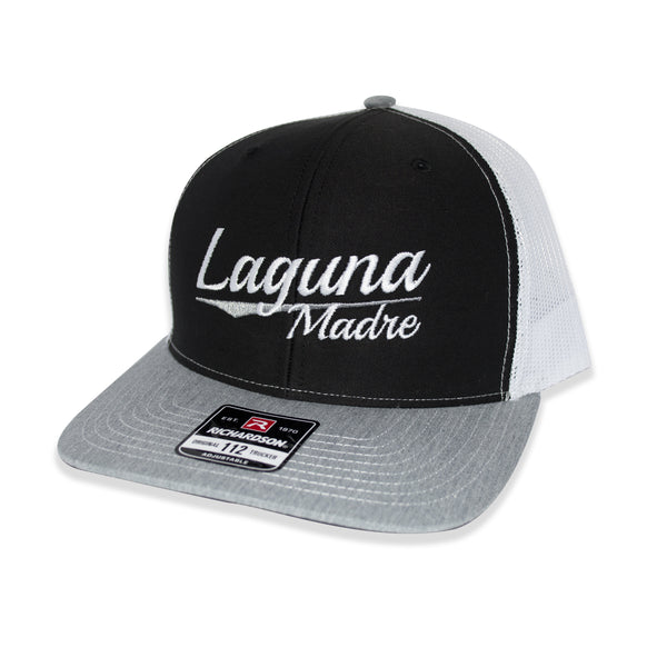 Vintage Logo Snapback - Grey/Black/White