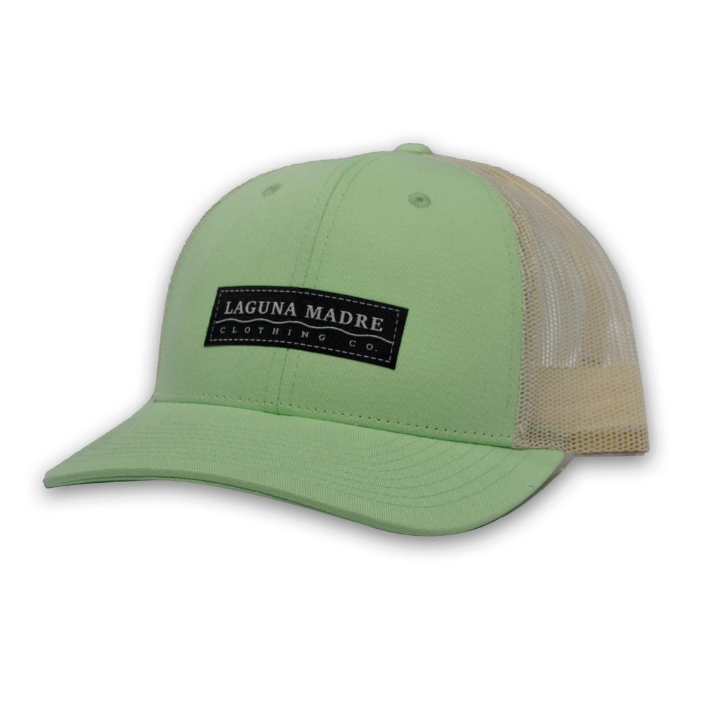 Wavy Snapback - Patina Green/Birch