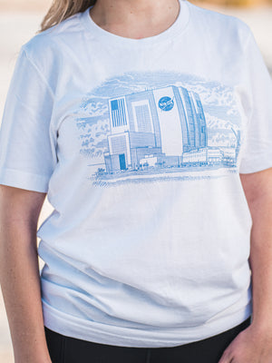 NASA Vehicle Assembly Building Tee