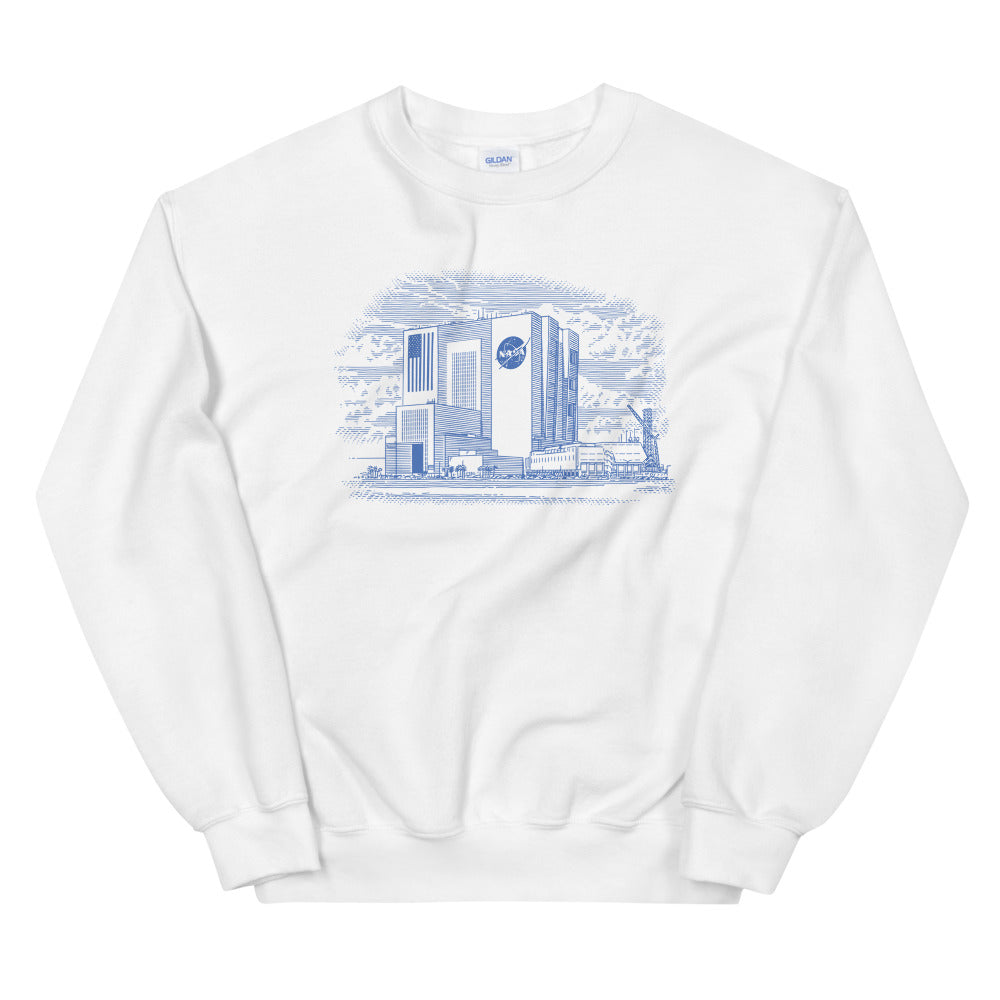 NASA VAB Sweatshirt