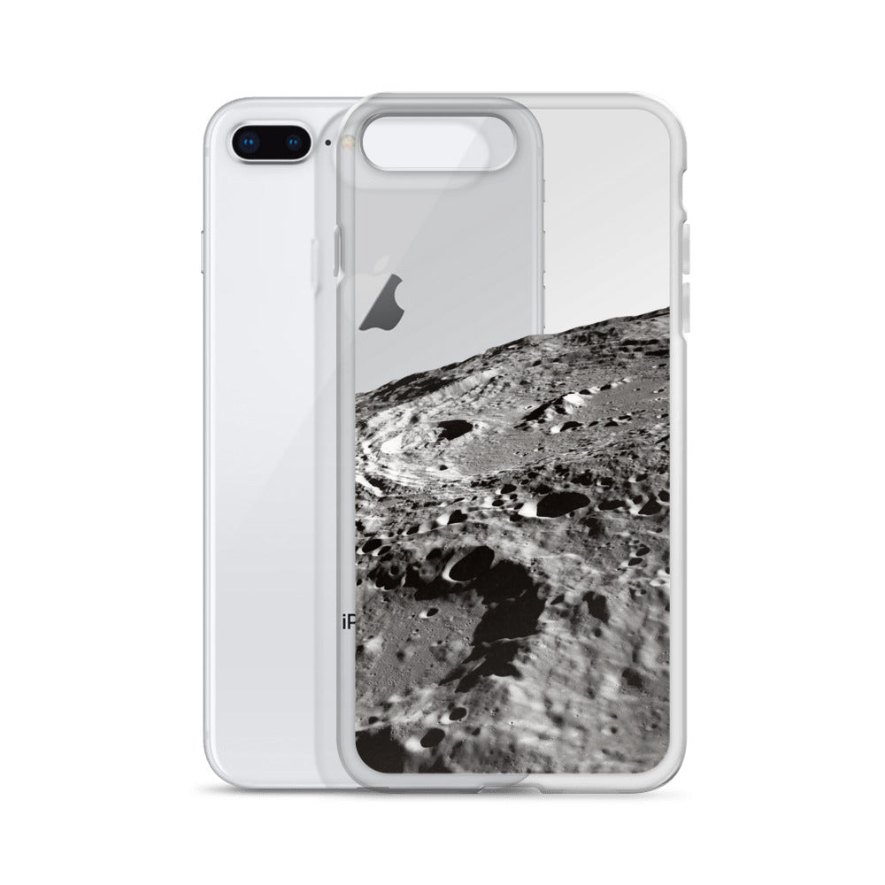 Lunar Surface iPhone Case