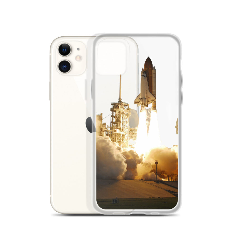 Shuttle Liftoff iPhone Case