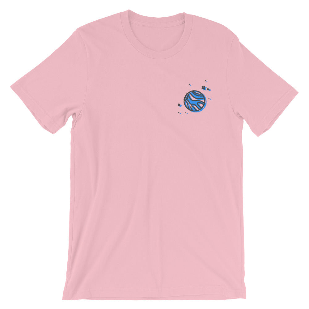 Planet Tee - Embroidered