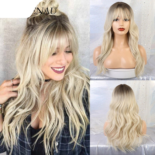 Beautiful Natural Wave Ombre 24