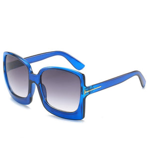 Oversized Womens Gradient Sunglasses All Colours